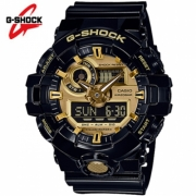 정식수입품<BR><strong>G-SHOCK</strong><br>GA-710GB-1ADR